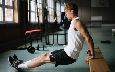 3 Tricep Dip Variations for All Levels